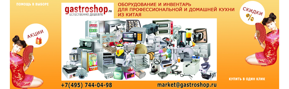web compositions портфолио Интернет магазин Gastroshop постер 05